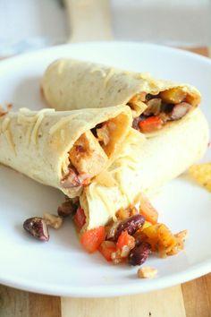 zelf burritos maken zonder pakjes en zakjes