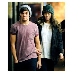 "Why One Direction's Louis Tomlinson, Eleanor Caldor Will ""Be Together... ❤ liked on Polyvore featuring one direction, louis, louis tomlinson, people and eleanor calder"