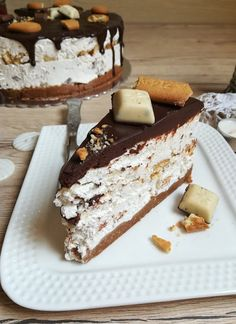 Tiramisu, Cake Recipes, Cheesecake, Food And Drink, Cooking Recipes, Sweets, Ethnic Recipes, Desserts, Tailgate Desserts