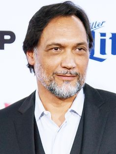 Jimmy Smits. This is a man getting better with age. Like a fine wine.