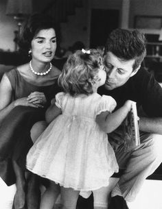 Little Caroline kisses her father John F. Kennedy, who is elected on November 9, 1960. Kennedy is not only the first Catholic in the White House, but also the youngest president in US history. (AP Photo) 1960 via @AOL_Lifestyle Read more: http://www.aol.com/article/2016/08/12/mysterious-vote-jfk-billboards-popping-up-in-texas/21450283/?a_dgi=aolshare_pinterest#fullscreen