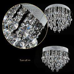 lampadario per soggiorno : lampadario-gocce-luce-light-illuminazione-lampadari-moderni-lampada-da ...
