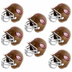 for cupcakes. mini helmets