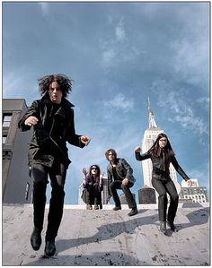 The Dead Weather.more Jack White! Meg White, Jack White, Red And White, Black, Music Love, Art Music, Good Music, Alison Mosshart, The Third Man