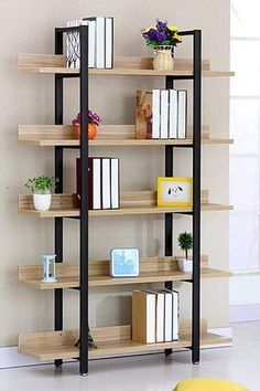 45 Super Ideas For Wall Decored Apartment Diy Fun Projects Iron Furniture, Steel Furniture, Home Decor Furniture, Furniture Design, Home Room Design, Home Interior Design, Wall Shelves Design, Plant Shelves, Cool Diy Projects