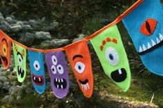 monster party ideas - Pesquisa Google