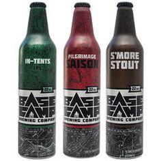 Base Camp 22oz Bottles