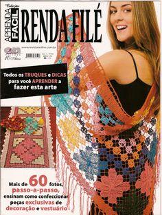 PUNTILLAS BARRADOS-APRENDA FACIL AÑO1 N8 - claudia Rabello - Álbuns da web do Picasa