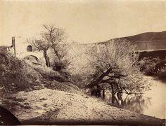 1858 circa Simelli Baldassarre (attr.) Ponte Nomentano.