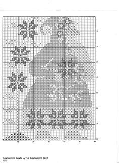 Gallery.ru / Фото #100 - @@2@@ - agoefilo Santa Cross Stitch, Beaded Cross Stitch, Modern Cross Stitch, Cross Stitch Designs, Cross Stitch Embroidery, Cross Stitch Patterns, Cross Stitch Christmas Ornaments, Christmas Embroidery, Christmas Cross