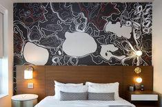 Accent Wallpaper, More Wallpaper, Vinyl Wallpaper, Unique Wall Art, Unique Home Decor, Ceramic Wall Art, Wall Installation, Custom Wall, Designer Wallpaper