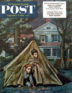 Verzamelingen TOOLS MARCH 19 1955 SATURDAY EVENING POST magazine WOOD SHOP