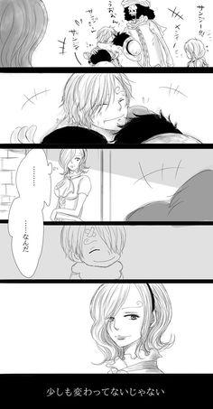 One Piece, Vinsmoke family, Sanji, Reiju