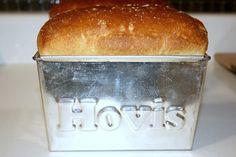 Potato Bread (английский картофельный хлеб)