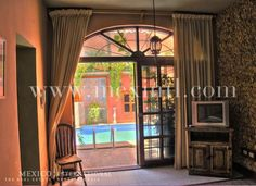 Mexico International Real Estate   Beautifully Restored Home In Centro.
