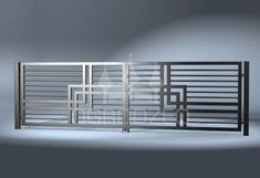 New Ideas Garden Diy Decoration Fence Ideas Garage Grill Gate Design, Window Grill Design Modern, House Main Gates Design, Balcony Grill Design, Modern Fence Design, Front Gate Design, Balcony Railing Design, Door Gate Design, Steel Grill Design