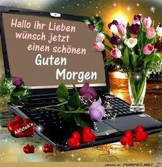 ein Bild für's Herz 'Hallo ihr Lieben.jpg'- Eine von 1474 Dateien in der Kategorie 'guten-Morgen-Bilder' auf FUNPOT.