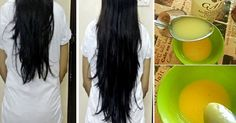 This recipe can help you to make your hair grow faster and it is very easy to prepare.