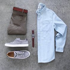 mens_fashion - 15 Casual Spring Outfits That You Can Wear Every Day trendstutor Spring Dresses Casual, Spring Outfits, Casual Outfits, Fashion Outfits, Fashion Trends, Dress Casual, Fashion Clothes, Fashion Inspiration, Fashion Shirts