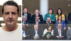 """O colunista Juca Kfouri postou um duro comentário contra os torcedores que, ontem, xingaram a presidente Dilma Rousseff no Itaquerão; """"gente que tem dinheiro, mas não tem educação nem civilidade"""""""