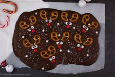 Rudolph Reindeer Chocolate Break - DIY Chocolate Advent Calendar - again - Anniversary Party Decorations, Cheap Party Decorations, Birthday Party Decorations Diy, Dollar Tree Halloween Decor, Diy Halloween Decorations, Halloween Diy, Chocolate Advent Calendar, Diy Advent Calendar, Dollar Tree Gifts