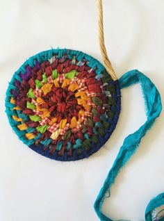edward and lilly: spring weaving session 2: lazy squaw stitch