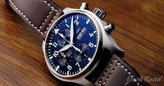 IWC  Pilots Watch Chronograph Le Petit Prince Limited Edition) / Ref.