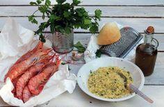 Gamberoni al forno: facili e gustosi