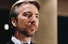 Hans Gruber | Alan Rickman, Die Hard