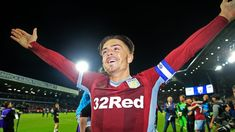 Villa boss Dean Smith: Jack Grealish will cost someone a hell of a lot of money Penalty Shot, Penalty Shoot Out, Craig Dawson, Dean Smith, Premier League Teams, Jack Grealish, West Brom, Aston Villa, Hurdles