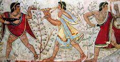 Volterra: L'antico popolo, malgrado abbia avuto un ruolo centrale nella storia del mondo occidentale, è stato dimenticato