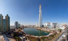 Lotte World Tower Burj Khalifa, Cn Tower, San Francisco Skyline, Engineering, Architecture, Building, Sneakers, Travel, Arquitetura