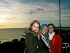 MAIGC'13 student Madi Jordan went on a day trip to Uruguay with friends
