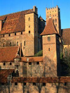 Teutonic Castle, Malbork, Poland