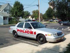 Troy, Ohio - USA - Police Department