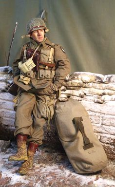 Cold War (Post WW2 to 1990) ~BAND of BROTHERS~Private First David Kenyon Webster. - OSW: One Sixth Warrior Forum