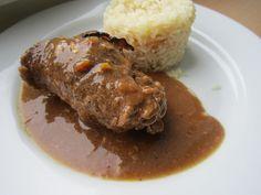 Czech Recipes, Steak, Czech Food, Pork, Beef, Kale Stir Fry, Meat, Steaks, Pork Chops