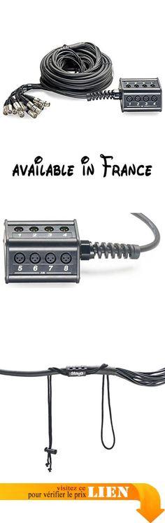 Microconnect KAB018-305 305m Cat6 S/FTP (S-STP) Blanc câble de - cable electrique exterieur norme