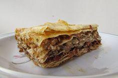 Kulinarne Wariacje: Baklawa z tahini