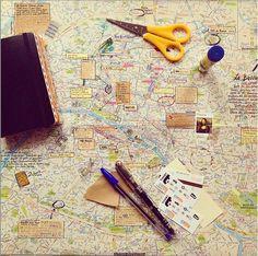 José Naranja - diary-map