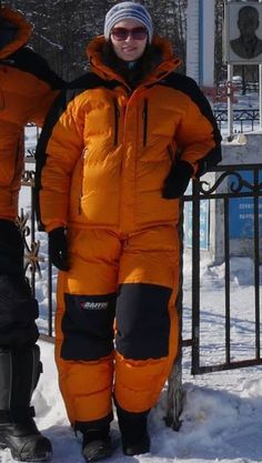 Down Suit, K2, Cold Weather, Overalls, Winter Jackets, Snow, Sweater, Suits, Yellow