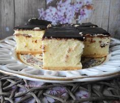 Muffins, Polish Recipes, Polish Food, Food Cakes, Cheesecakes, Vanilla Cake, Oreo, Cake Recipes, Cooking Recipes