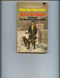 One for Sorrow. This was my Mum's book originally from the decades before I was born. It's her copy in pounds, shillings and pence that I have and it is so well read and well read. Beautiful and truthful and touching. One For Sorrow, Novels, Author, Reading, Books, Beautiful, Libros, Book, Writers
