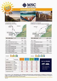 Gunnar Todal     CruiseOne: www.cruiseone.no      Nu  erbjuder MSC Cruises LAS...