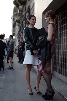 On the Street…..Via Fogazzaro, Milan