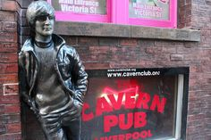 The Cavern Pub, across the road from the original Cavern.