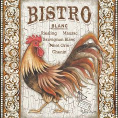 Rooster Bistro by Sydney Wright