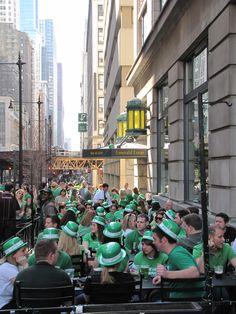 S.Patrick's Day 2012 Chicago