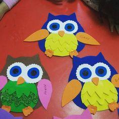 owl craft idea for kids  |   Crafts and Worksheets for Preschool,Toddler and Kindergarten