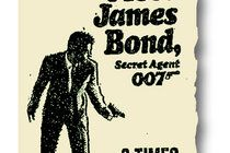 Bond James Bond Through the Years